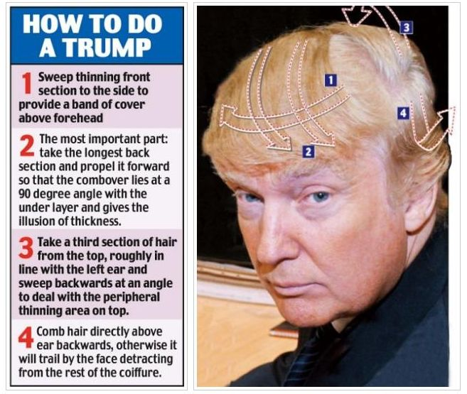 how_to_make_donald_trump_hairdo